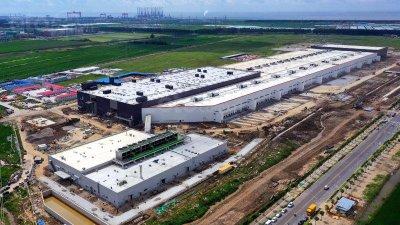 Tesla lên kế hoạch bắt đầu sản xuất tại Thượng Hải