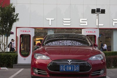 Tesla Trung Hoa ưu đãi về thuế