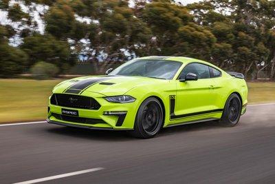 Ford cung cấp phiên bản đặc biệt Ford Mustang R-Spec dành riêng cho thị trường Úc.