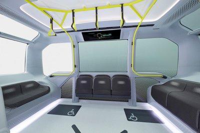 Toyota e-Palette để đáp ứng tốt hơn nhu cầu di chuyển đơn giản, thuận tiện và thoải mái.