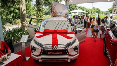 Nhờ Xpander, Mitsubishi Việt Nam thăng hạng trong tháng 9/2019 a1
