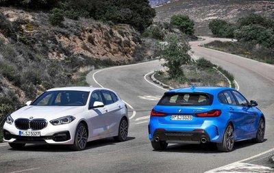 Xe gia đình cỡ nhỏ tốt nhất, đáng sở hữu nhất năm 2019 - BMW 1 Series.