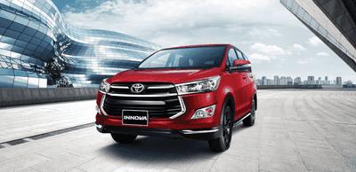 Toyota Innova.