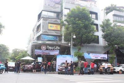 Cận cảnh không khí sôi động tại sự kiện cà phê lái thử Oto.com.vn 1