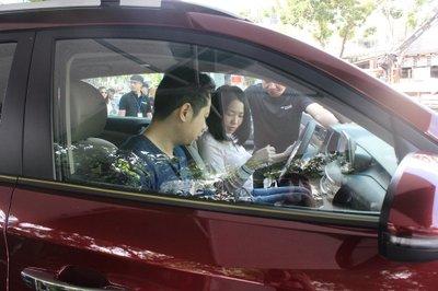 Cận cảnh không khí sôi động tại sự kiện cà phê lái thử Oto.com.vn 12