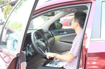 Cận cảnh không khí sôi động tại sự kiện cà phê lái thử Oto.com.vn 3