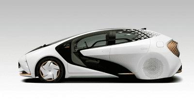 Toyota LQ concept: Mẫu xe có thể tương tác với người lái a4