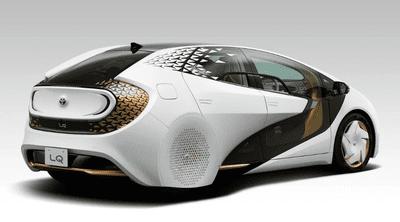 Toyota LQ concept: Mẫu xe có thể tương tác với người lái a2