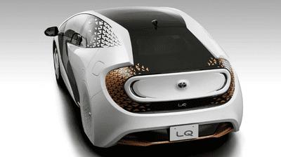 Toyota LQ concept: Mẫu xe có thể tương tác với người lái a3