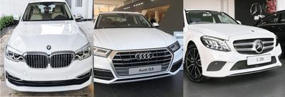 """""""Ông lớn"""" Mercedes, BMW và Audi đua nhau giảm giá, tạo áp lực cho xe phổ thông A8"""