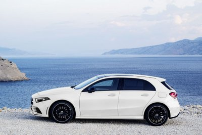 Mercedes-Benz A-Class 2019 tại Australia.