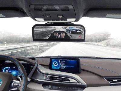 Những điều quan trọng cần chú ý về gương chiếu hậu trong cabin khi mua xe ô tô cũ - Ảnh 1.