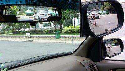 Những điều quan trọng cần chú ý về gương chiếu hậu trong cabin khi mua xe ô tô cũ - Ảnh 2.