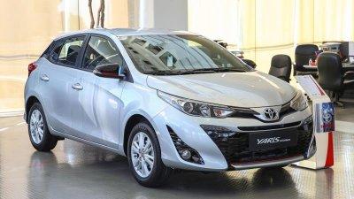Toyota Yaris thế hệ mới được đưa về nước