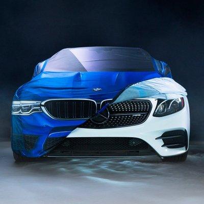 BMW đăng ảnh chúc mừng Halloween