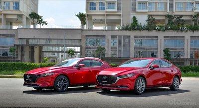 Giá lăn bánh Mazda 3 2020 thế hệ mới nhất tại Việt Nam lần đầu chạm mốc hàng tỷ.