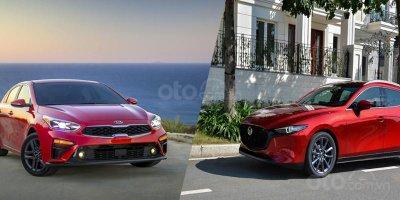 """So sánh giá xe Mazda 3 2020 với các đối thủ trong phân khúc, """"ngai vua"""" liệu có đổi chủ?."""