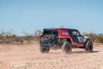 Ford Bronco R Prototype ra mắt - ảnh 1...
