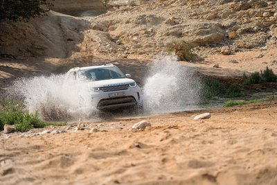 Land Rover sẽ có hoạt động trải nghiệm các dòng xe của hãng tại Hà Nội vào ngày 8-10/11/2019.