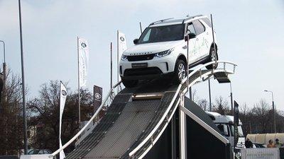 Land Rover sẽ có hoạt động trải nghiệm các dòng xe của hãng tại Hà Nội vào ngày 8-10/11/2019 1.