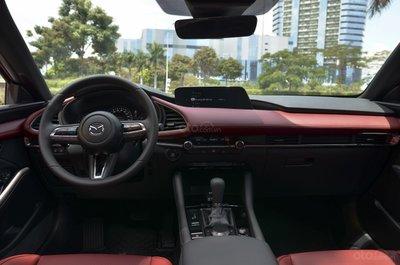 Nội thất xe Mazda 3 2020 thế hệ mới  1