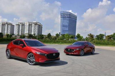 Thông số kỹ thuật xe Mazda 3 2020 thế hệ mới vừa ra mắt Việt Nam a1