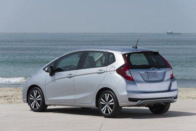 8. Honda Fit.