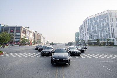 Xe VinFast sẽ đóng vai trò làm phương tiện chuyên chở các khách mời tham dự Hội nghị ASEAN 2020 2.