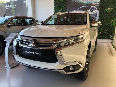 Mitsubishi khuyến mại tháng 11/2019: Mitsubishi Pajero Sport giảm gần 100 triệu đồng a3