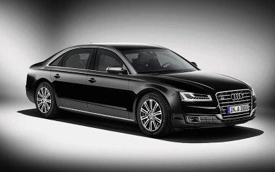 Audi A8L Security.