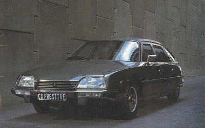 Citroen CX Haute Protection.