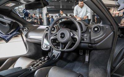 McLaren GT mang hình thái 570S
