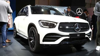 Mercedes-Benz GLC 2020.