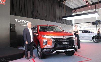 Giá xe Mitsubishi Triton 2020 cập nhật