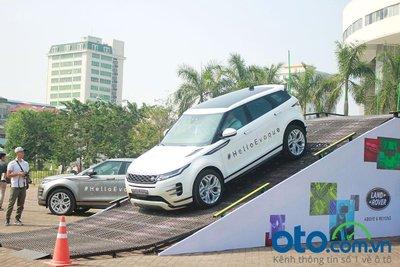"""""""Trên tay"""" Range Rover Evoque 2020 vừa ra mắt vượt mọi địa hình a13"""