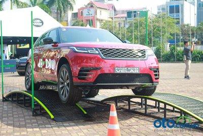 """""""Trên tay"""" Range Rover Evoque 2020 vừa ra mắt vượt mọi địa hình a26"""