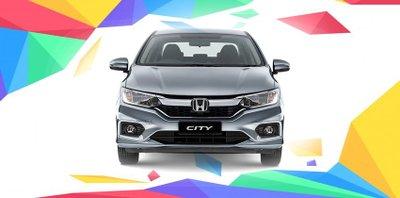 Honda City 2020 giá thân thiện hơn nữa