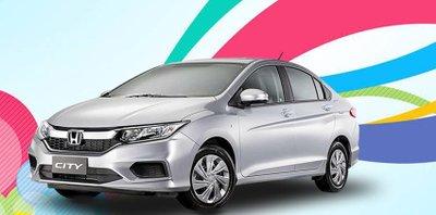 Honda City 2020 ra biến thể giá rẻ mới