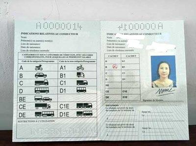 Giấy phép lái xe quốc tế có thể sử dụng tại Việt Nam không?.