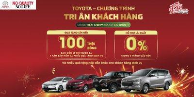 """Có đại lý """"chống lưng"""" bằng ưu đãi khủng, doanh số Toyota Việt Nam vẫn lao dốc a1"""