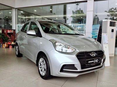 Hyundai Grand i10 giữ vững ngôi vị 1 phân khúc hạng A