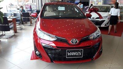 Toyota Yaris 2019 a1
