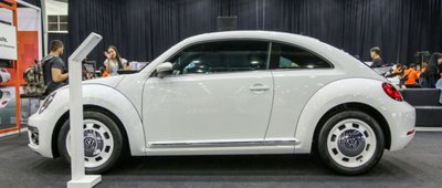 Volkswagen Beetle Retro edition tái xuất