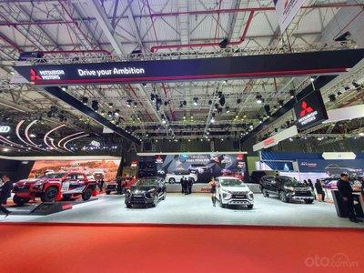 Xpander thăng hoa, giúp Mitsubishi Việt Nam thiết lập mốc tăng trưởng mới A1
