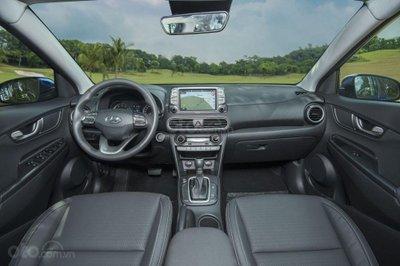 Xe SUV 5 chỗ giá rẻ: Chọn Ford EcoSport hay Hyundai Kona a6