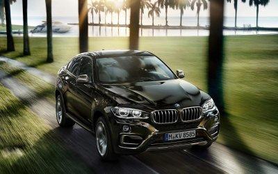 Thông số động cơ xe BMW X6.