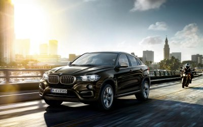 Thông số kỹ thuật xe BMW X6.