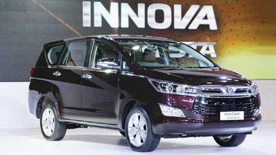 Toyota Innova giảm tới 100 triệu đồng, quyết tâm giành lại ngôi vương phân khúc MPV,