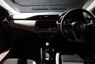 Nissan Sunny 2020 sở hữu nội thất thời thượng