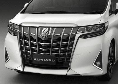 Toyota AlphardLuxury 2019: Ngoại thất a1